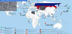 Conflictele lumii-Weltkonflikte: Rusia lui Putin și toate conflictele pe care le în...