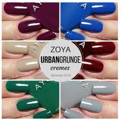 Zoya Urban Grunge Co