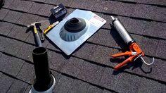 How to Repair a Leaky Roof Clay Roof Tiles, Roof Cleaning, Living Roofs, Roof Vents, Room Additions, Roof Repair, Decorating Blogs, Helpful Hints, Home Plans