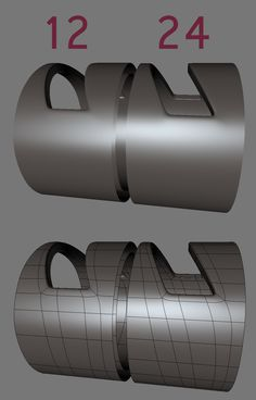 FAQ: How u model dem shapes? Hands-on mini-tuts for mechanical sub-d AKA ADD MORE GEO - Page 106 - Polycount Forum