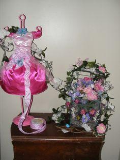 cinderella's dress, for Sarah's d-day