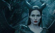 Angelina Jolie in Malificent