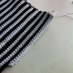 Design by Dalkær: Zebra bikini