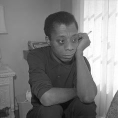 James Baldwin. Author.