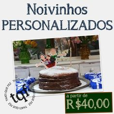 Noivinhos personalizados para seu casamento! Faça seu pedido pelo thatiquefez@gmail.com!   Veja mais no thatiquefez.blogspot.com.br