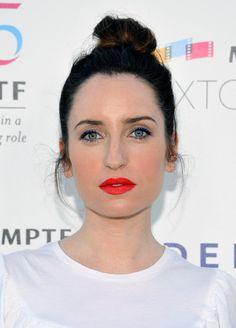 Actress Zoe Lister-Jones attends MPTF NextGen Launch Event at NeueHouse Los…