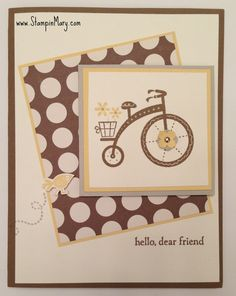 Stampin' Mary: Stampin' Up! is Moving Forward