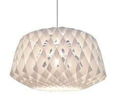 Replica Pilke 60 White Pendant, Lighting - Indoor Lighting - Pendant Lights