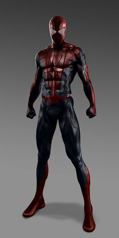 Alternate Spider-Man suit