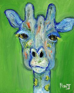Love this giraffe