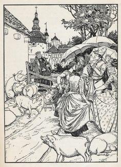 Hans Tegner de varkenshoeder ill 3 | Flickr - Photo Sharing!