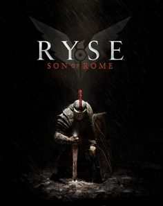 Ryse: Son of Rome, alternate cover art. Not only one of the best looking games to date, the story was amazing too. Got me hooked from the first to last second!