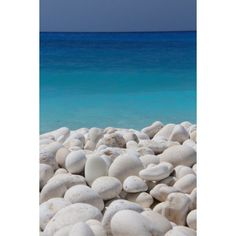 Greek colours ❤ liked on Polyvore featuring backgrounds and beach