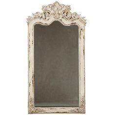 florentine floor mirror