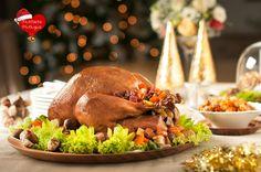 Mutfakta Mutluyuz: FIRINDA YILBAŞI HİNDİSİ VE KESTANELİ İÇ PİLAV