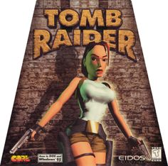 Tomb Raiders 1-5 Pyramid Box Images - www.tombraiderforums.com