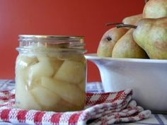 This is a guide about canning pears. Canning pears is a great, thrifty way to store pears from your harvest for use later in the winter and spring. Storing and canning your pears properly, will ensure you can enjoy them year round.
