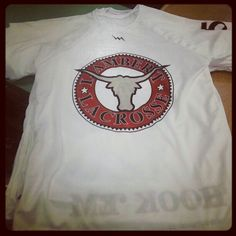 Long horns lacrosse shooter shirts from Lightning Wear®. Made to order custom…