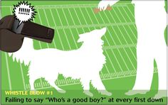 If cats and dogs refereed the Super Bowl: It's not excessive celebration if you've earned it. —#veterinary dvm360