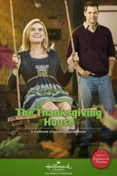 The Thanksgiving House  Premieres Saturday, November 2, 2013 at 8pm EST/7pm CST on the Hallmark Channel.  When Boston lawyer Mary Ross played by Emily Rose inherits a house in Plymouth from her late aunt, she has no idea she may have inherited a historical treasure.  (Click image to read more)