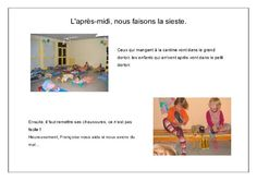 L'école de Léon - sieste