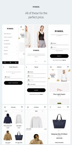 Maestro is a beautifully designed Ionic starter app template coding built with Ionic Framework. A celebration of creativity with guaranteed smoothness in UI / UX. A complete solution to start developing e-Commerce app today. Maestro provides a complete user journey for an e-commerce app. Compatible with Ionic 1.3.3.