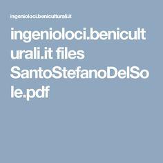 ingenioloci.beniculturali.it files SantoStefanoDelSole.pdf