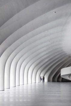 Harbin Opera House, Haerbin, 2015 - MAD architects