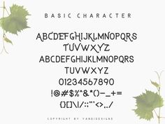 Freebie of the Week: The Free Aruna Typeface on Behance