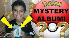 VIDEO: #Pokemon Mystery Album!   WATCH: http://youtu.be/4mRVSC4f-6Y  #PokemonGO #PokemonTCG #PokemonCards #PrayForPulls #PokemonTrainer #PokemonCommunity #thriftshop #thriftshopfind
