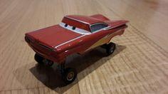 """Ramone - versione """"Saetta"""", con carrozzeria rialzata (Hydraulic Lightning Ramone)"""