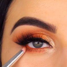i would so mess this up - Makeup: Good, Bad & Terrifying - Make Up Makeup 101, Cute Makeup, Perfect Makeup, Eyebrow Makeup, Makeup Goals, Pretty Makeup, Skin Makeup, Makeup Inspo, Eyeshadow Makeup
