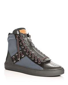 Bally Hekem High Top Sneakers Men - Bloomingdale s. Scarpe Da Ginnastica Di  TelaUomini NikeBurberryFendi 534f3a5a43f