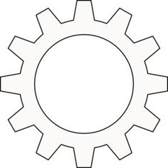 Cog Cogwheel Outline Clipart, Gadgets And Gizmos Vbs, Maker Fun Factory Vbs, Transformers Birthday Parties, Transformer Birthday, Rescue Bots, Vacation Bible School, Boy Birthday, Crafts For Kids