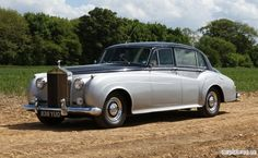 1959 Rolls-Royce Silver Cloud Long Wheelbase Saloon