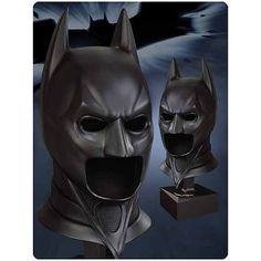 Batman The Dark Knight 1 1 Scale Cowl Replica