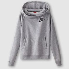 Sweat capuche, manches longues, molleton NIKE, Ral NIKE - Femme