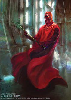 Star Wars Imperial Guard