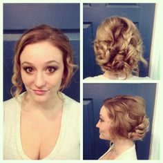 #weddingseason is coimg up and we #love doing #weddinghair and #makeup at #strangebeautyshow. Give us a call to find out about our amazing and #affordable #bride packages (773) 252 - 9522