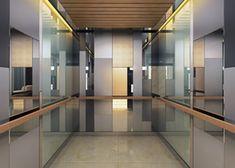 Lift Car Interior
