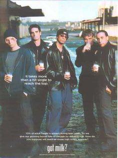 Backstreet Boys – GOT MILK? (1998)
