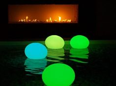 Glow stick in a balloon!
