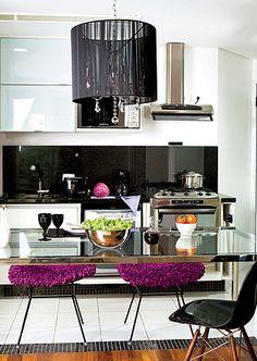 U A L ! Projeto da designer de interiores Lidia Damy Sita