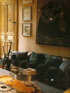 Henry Samuel, Paris- The most incredible decor ever!