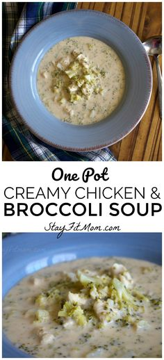 High protein, low fat, soup for the whole family!
