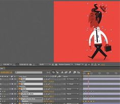 After Effects tutorial: Design and animate a stylish 50s cartoon character - Digital Arts