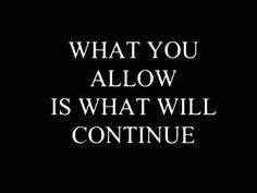 Allow