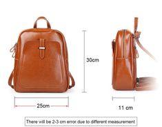 Fashion Backpack, Backpacks, Bags, Measurement Chart, Manualidades, Handbags, Backpack, Backpacker, Bag