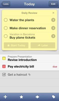 Helpful organization app!