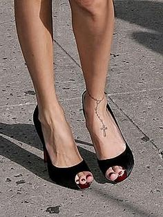 Ankle Tattoos Graphics